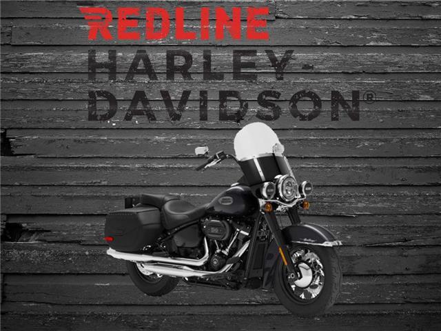 2021 Harley-Davidson FLHCS - Heritage Classic 114  (Stk: FLHCS-21-3055) in Saskatoon - Image 1 of 8
