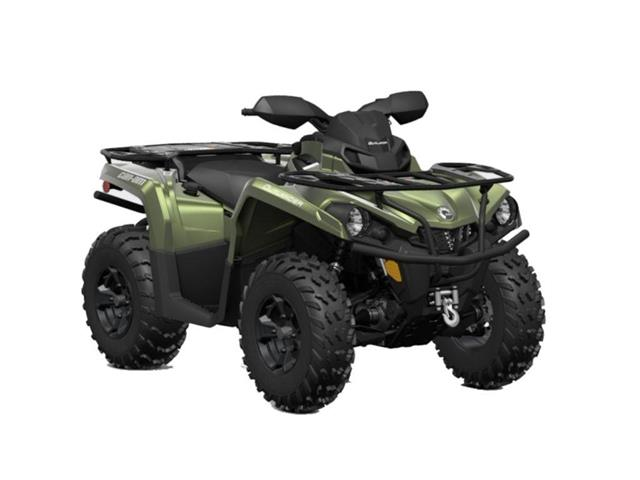 New 2021 Can-Am Outlander XT 570   - YORKTON - FFUN Motorsports Yorkton