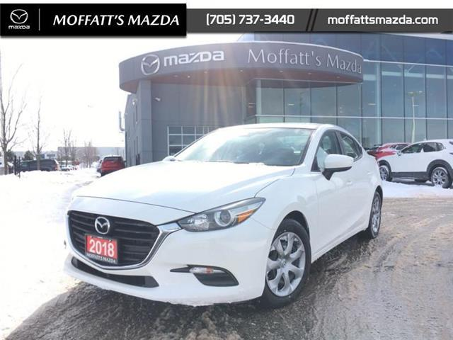 2018 Mazda Mazda3 GX (Stk: 28430) in Barrie - Image 1 of 20