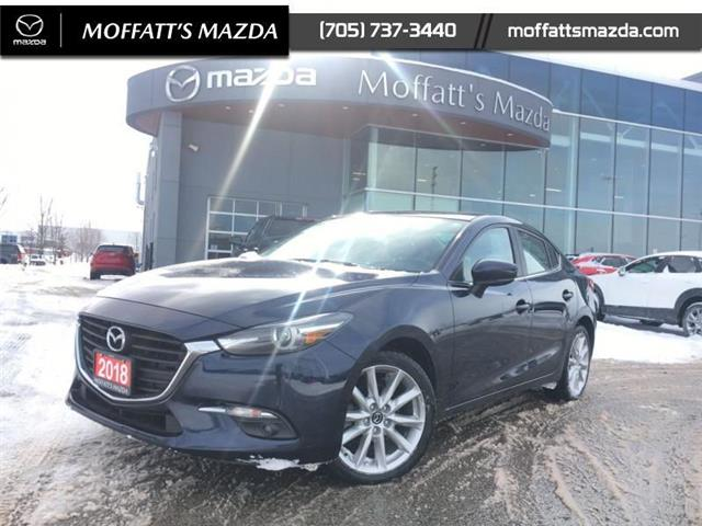2018 Mazda Mazda3 GT (Stk: P8017A) in Barrie - Image 1 of 22