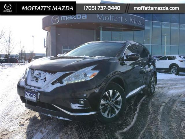 2016 Nissan Murano SV (Stk: P8380A) in Barrie - Image 1 of 21