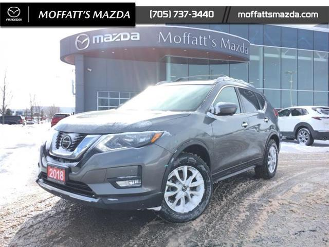 2018 Nissan Rogue SV (Stk: 28723) in Barrie - Image 1 of 19