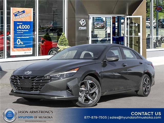 2021 Hyundai Elantra Ultimate (Stk: 121-112) in Huntsville - Image 1 of 23