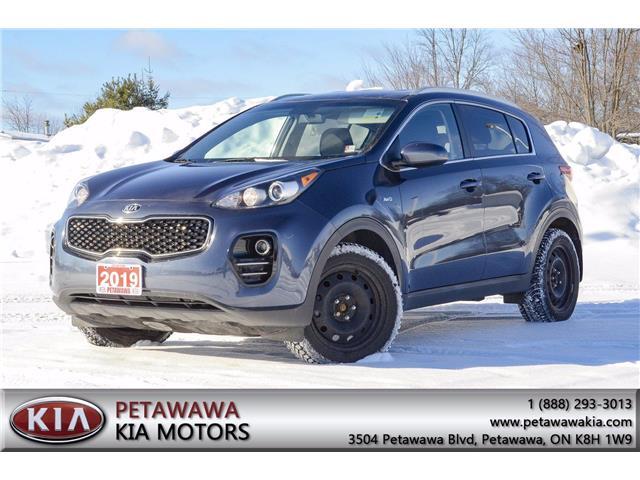 2019 Kia Sportage LX (Stk: 21013-1) in Petawawa - Image 1 of 29