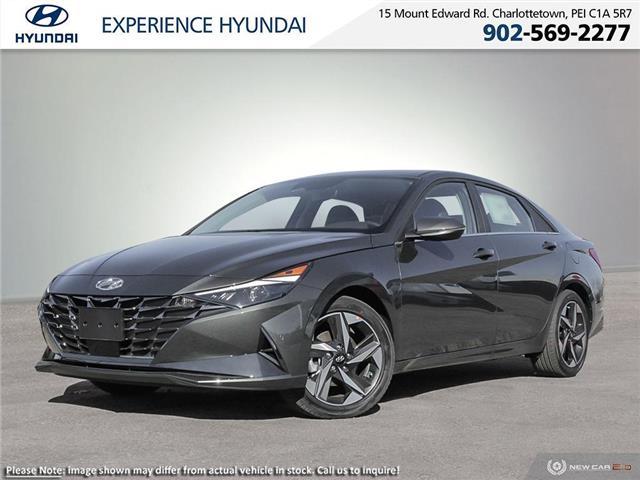 2021 Hyundai Elantra Ultimate (Stk: N1067) in Charlottetown - Image 1 of 23