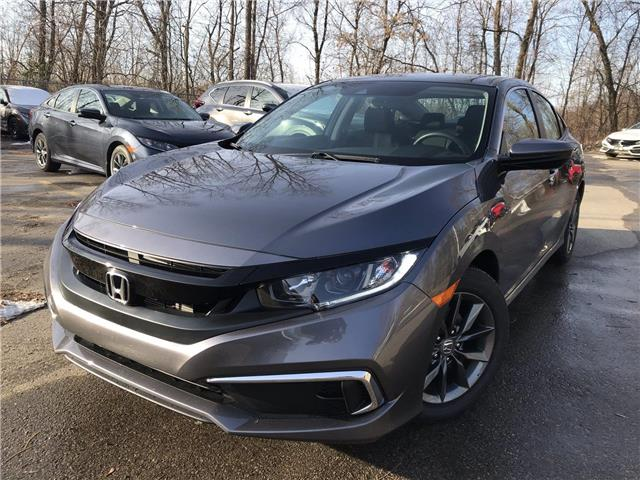 2021 Honda Civic EX (Stk: 11187) in Brockville - Image 1 of 23
