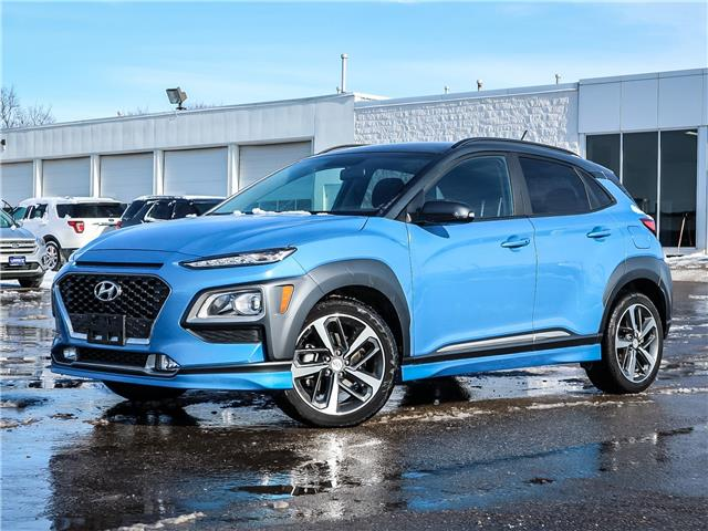 2020 Hyundai Kona 1.6T Trend w/Two-Tone Roof (Stk: U5482A) in Stouffville - Image 1 of 5