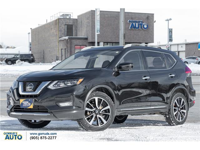 2017 Nissan Rogue SL Platinum (Stk: 834969) in Milton - Image 1 of 24