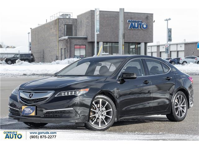 2016 Acura TLX Tech (Stk: 800060A) in Milton - Image 1 of 23