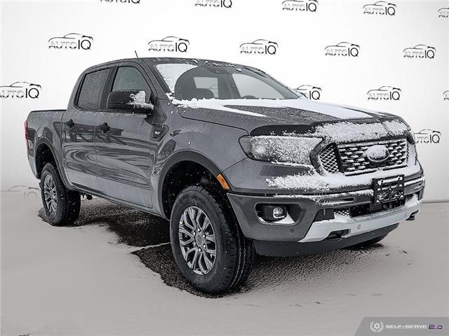 2021 Ford Ranger XLT (Stk: T1046) in St. Thomas - Image 1 of 26