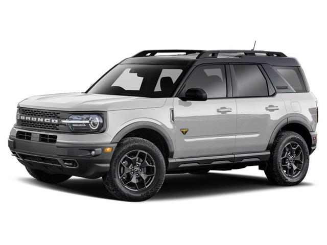 2021 Ford Bronco Sport Big Bend (Stk: MBR002) in Fort Saskatchewan - Image 1 of 2