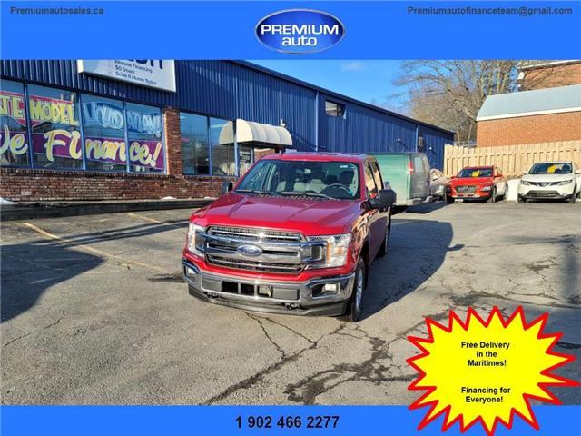 2020 Ford F-150 XLT (Stk: E00613) in Dartmouth - Image 1 of 18