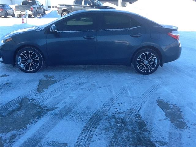 2015 Toyota Corolla S (Stk: 20366a) in Owen Sound - Image 1 of 11
