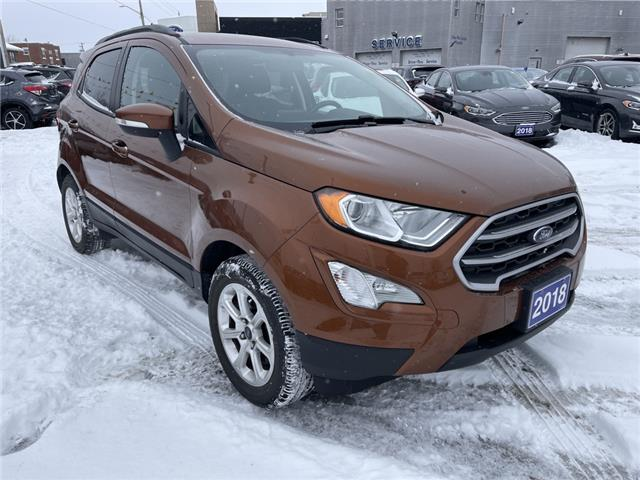 2018 Ford EcoSport SE (Stk: 20232A) in Cornwall - Image 1 of 29