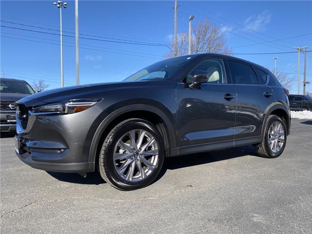 2019 Mazda CX-5 GT (Stk: 394-58) in Oakville - Image 1 of 21