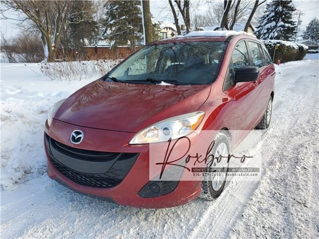 2015 Mazda Mazda5 GS (Stk: F0187698) in Montréal - Image 1 of 16