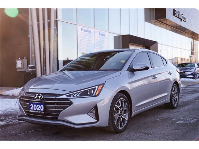 2020 Hyundai Elantra Luxury (Stk: U1015) in Burlington - Image 1 of 27
