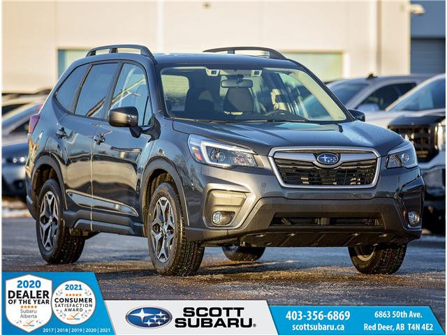 2021 Subaru Forester Touring (Stk: 473252) in Red Deer - Image 1 of 17