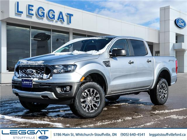 2021 Ford Ranger  (Stk: RG16368) in Stouffville - Image 1 of 24
