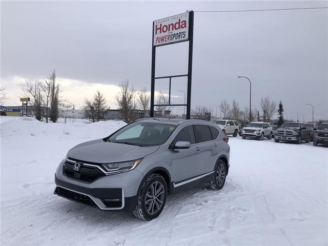 2021 Honda CR-V Touring (Stk: H14-8536) in Grande Prairie - Image 1 of 28