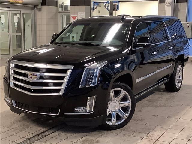2019 Cadillac Escalade ESV Premium Luxury (Stk: PL21005) in Kingston - Image 1 of 30