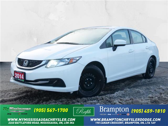 2014 Honda Civic LX (Stk: 21185A) in Mississauga - Image 1 of 23
