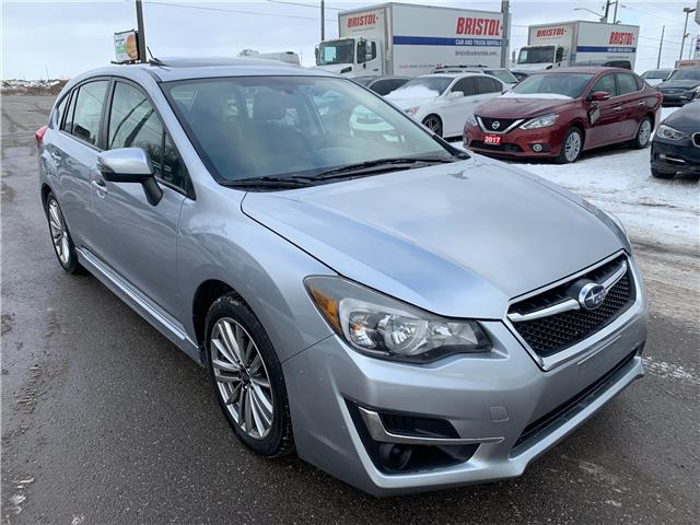 2015 Subaru Impreza 2.0i Limited Package (Stk: HK8473) in Pickering - Image 1 of 11