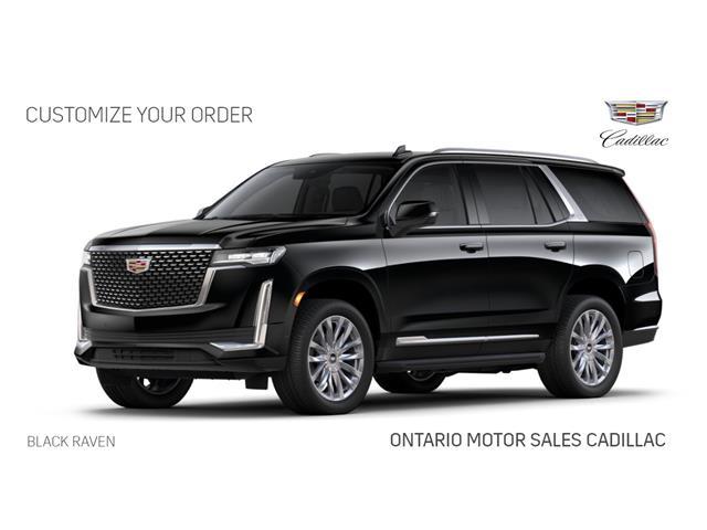 2021 Cadillac Escalade Premium Luxury (Stk: ORDER1) in Oshawa - Image 1 of 28