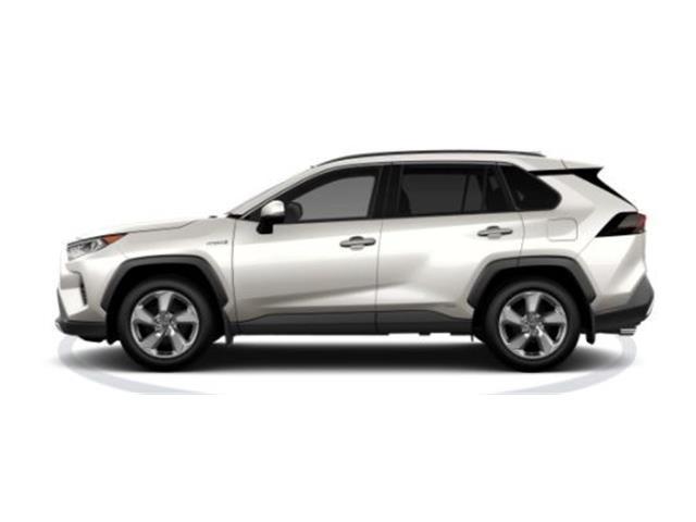 2021 Toyota RAV4 Hybrid Limited (Stk: INCOMING) in Calgary - Image 1 of 1