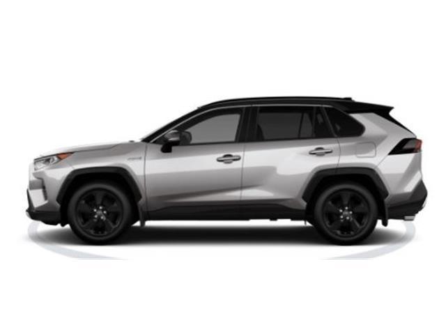 2021 Toyota RAV4 Hybrid XLE (Stk: INCOMING) in Calgary - Image 1 of 1