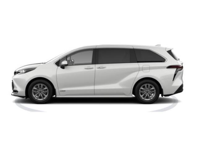 2021 Toyota Sienna XLE 8-Passenger (Stk: INCOMING) in Calgary - Image 1 of 1