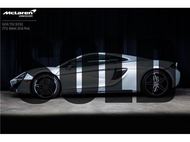 2017 McLaren 570GT GT (Stk: VU0550) in Vancouver - Image 1 of 18