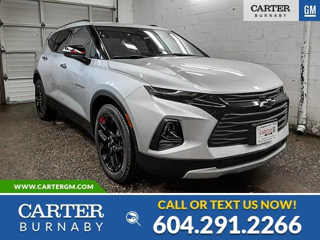 2021 Chevrolet Blazer True North (Stk: Z1-33800) in Burnaby - Image 1 of 11