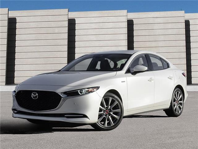 2021 Mazda Mazda3 GT w/Turbo (Stk: 21419) in Toronto - Image 1 of 22