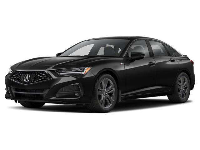 2021 Acura TLX A-Spec (Stk: 21160) in London - Image 1 of 2