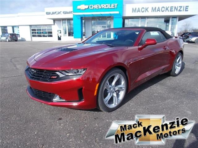 2021 Chevrolet Camaro  (Stk: 30375) in Renfrew - Image 1 of 16