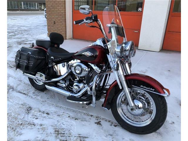 2012 Harley-Davidson FLSTC - Heritage Softail® Classic  (Stk: FLSTC-12-2563) in Saskatoon - Image 1 of 10