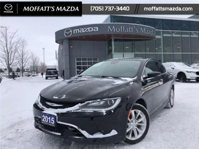 2015 Chrysler 200 C (Stk: 28549) in Barrie - Image 1 of 23