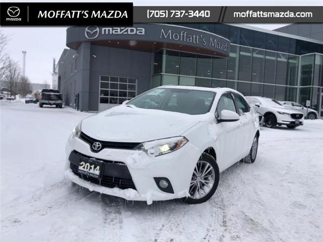 2014 Toyota Corolla S (Stk: 28653) in Barrie - Image 1 of 19