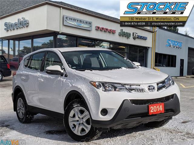 2014 Toyota RAV4 LE (Stk: 35669) in Waterloo - Image 1 of 25