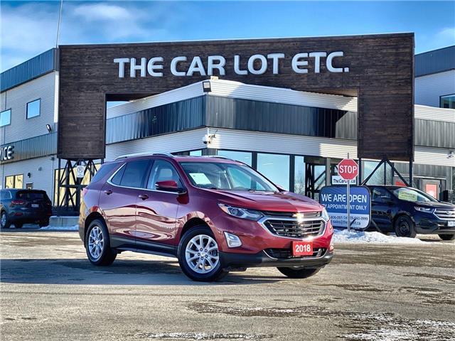 2018 Chevrolet Equinox 1LT (Stk: 20648) in Sudbury - Image 1 of 25