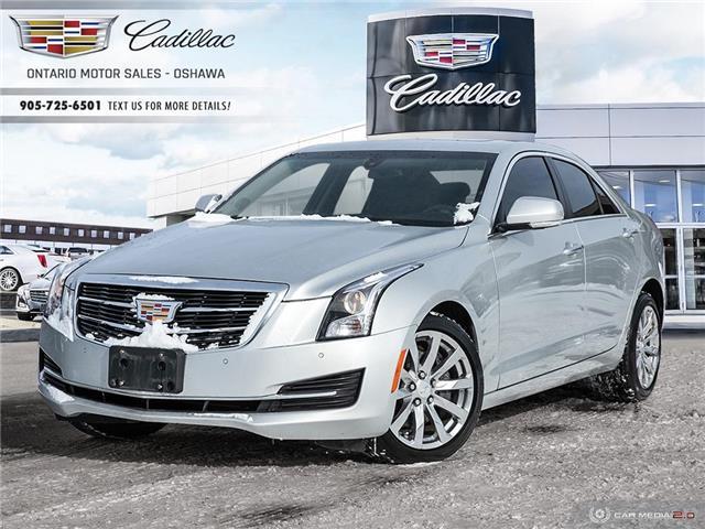 2018 Cadillac ATS 2.0L Turbo Luxury 1G6AF5RX6J0132684 016867A in Oshawa