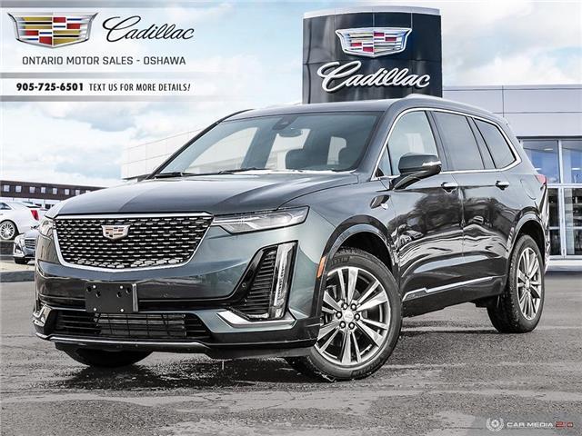 2021 Cadillac XT6 Premium Luxury (Stk: T1145465) in Oshawa - Image 1 of 18