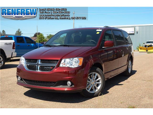 2020 Dodge Grand Caravan Premium Plus (Stk: L069) in Renfrew - Image 1 of 28