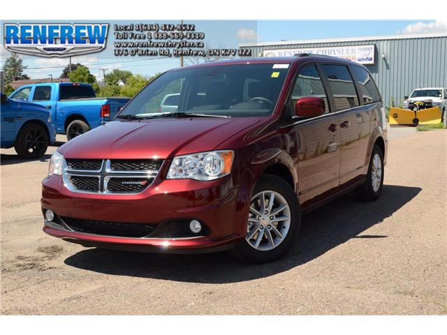 2020 Dodge Grand Caravan Premium Plus (Stk: L068) in Renfrew - Image 1 of 27