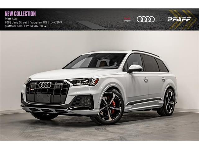 2021 Audi SQ7 4.0T (Stk: T19248) in Vaughan - Image 1 of 1