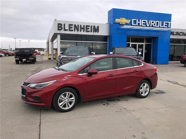 2017 Chevrolet Cruze LT Auto (Stk: 0B053A) in Blenheim - Image 1 of 21