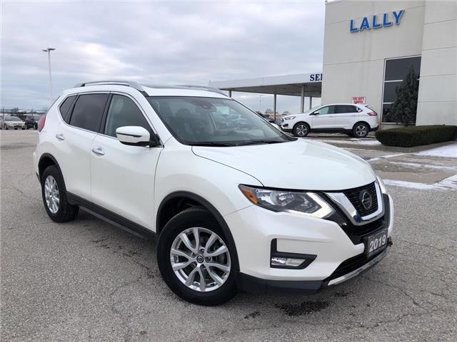 2019 Nissan Rogue SV (Stk: S10598R) in Leamington - Image 1 of 23