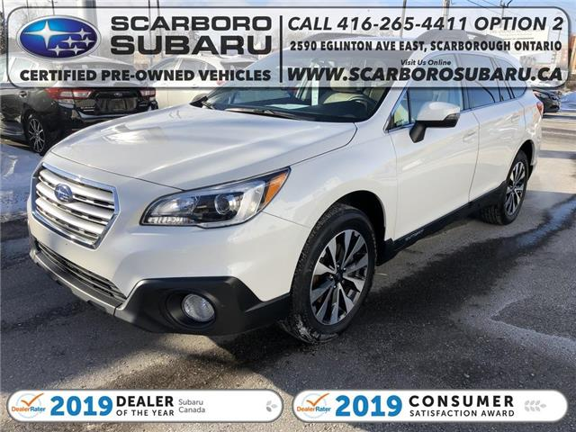 2017 Subaru Outback 2.5i Limited (Stk: H3440025) in Scarborough - Image 1 of 19