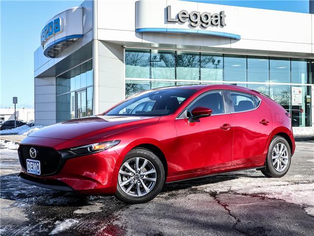 2020 Mazda Mazda3 Sport GS (Stk: 208110) in Burlington - Image 1 of 24